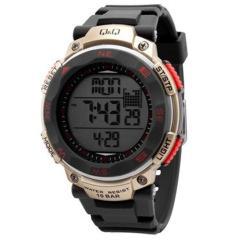 ساعت مچی دیجیتال مردانه کیو اند کیو مدل M124J004Y