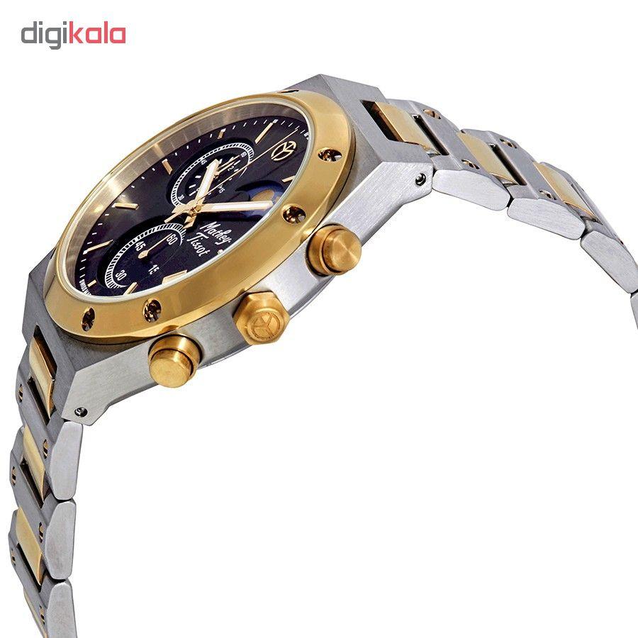 خرید ساعت مچی عقربه ای مردانه متی تیسوت مدل  H680CHBN