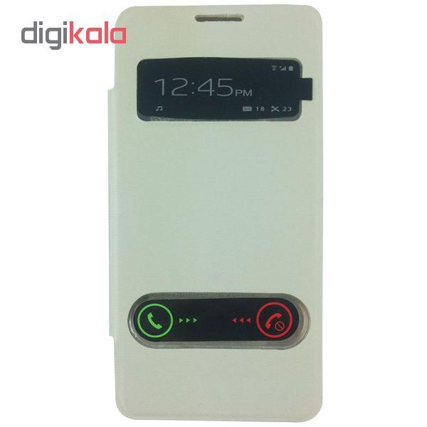 کیف کلاسوری مدل FC-001 مناسب برای گوشی موبایل هوآوی Asend Y320