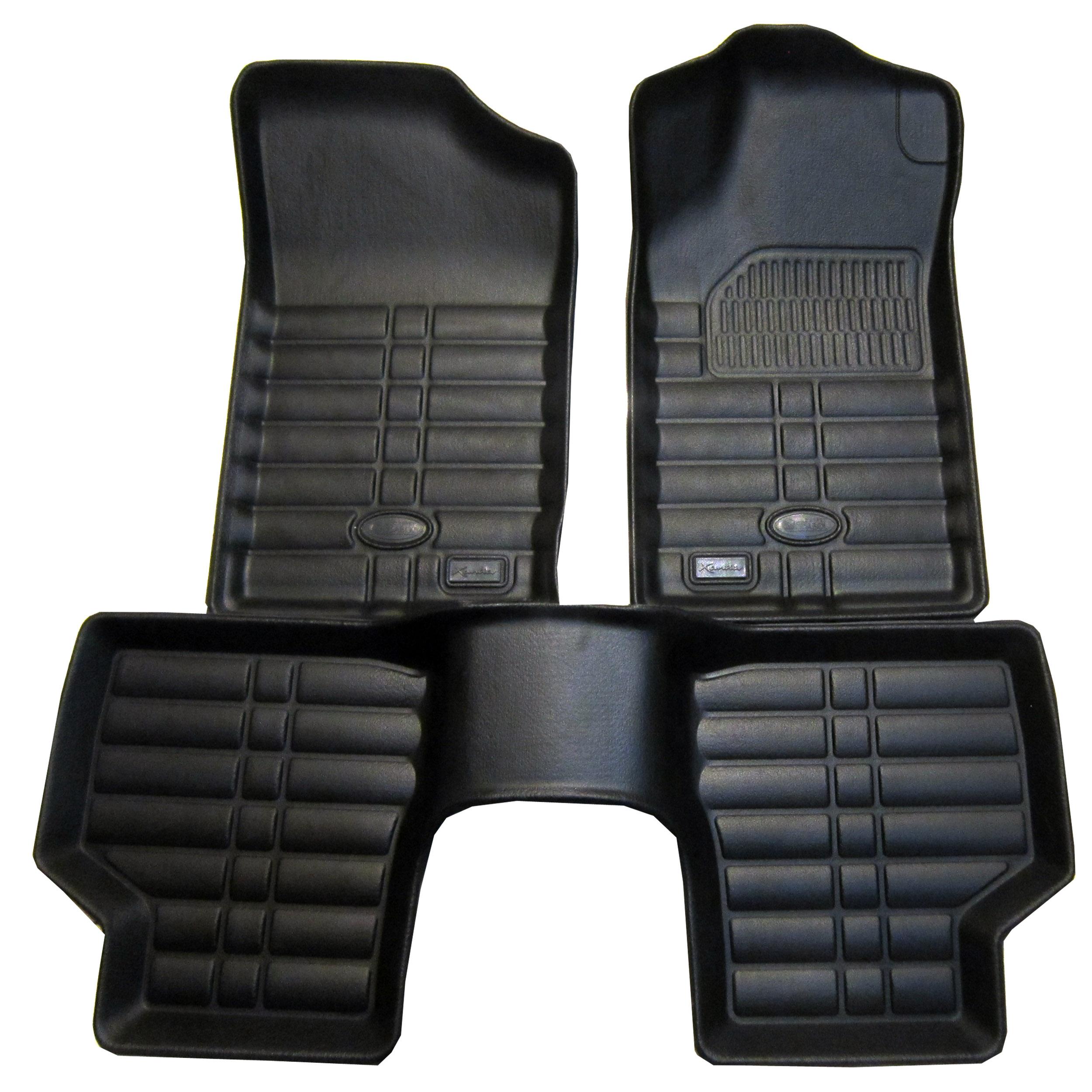 کفپوش سه بعدی خودرو بابل مدل ZA-1  مناسب برای زانتیا