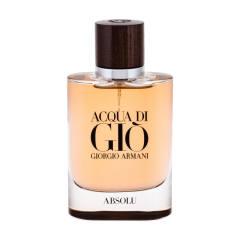 ادو پرفیوم مردانه جورجیو آرمانی مدل Acqua Di Gio Absolu حجم 125 میلی لیتر