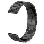 بند مدل Three Pointer به همراه کیف نگهداری ساعت مناسب برای ساعت های سامسونگ Gear S3 / Galaxy Watch 46mm