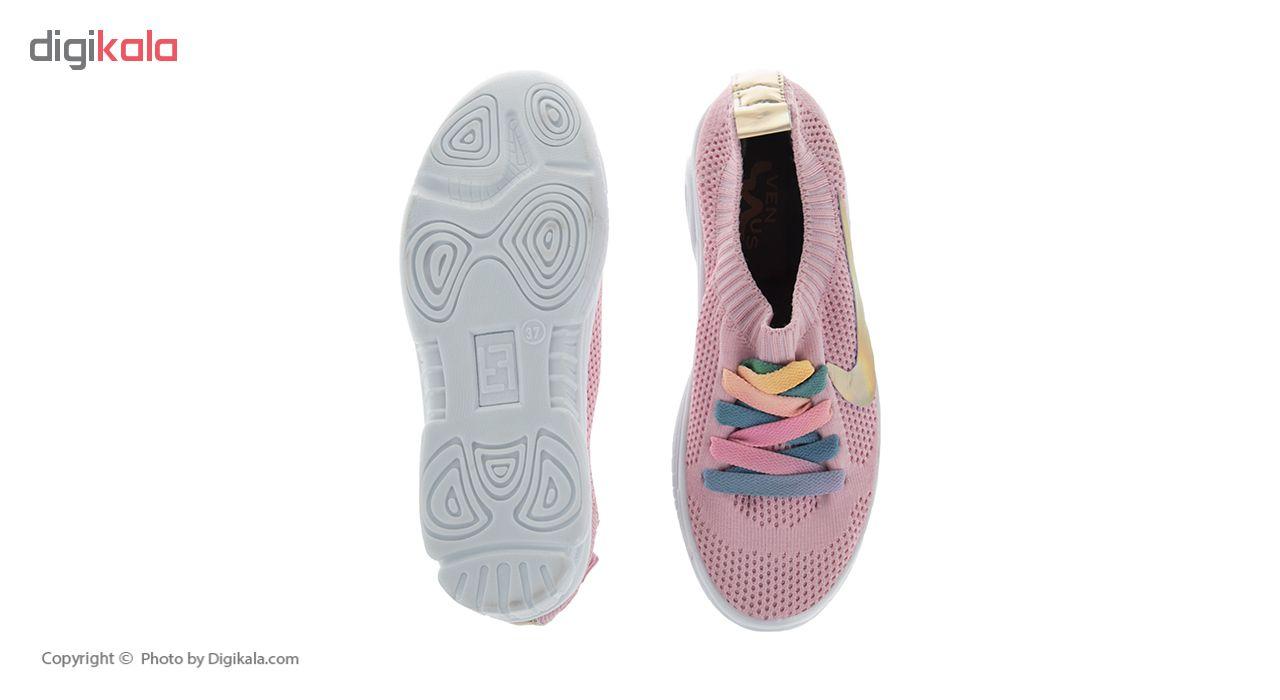 کفش راحتی زنانه مدل نایکی صورتی