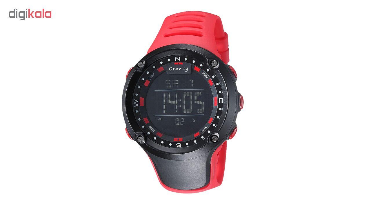 ساعت مچی دیجیتال مردانه گراویتی مدل VG9003             قیمت