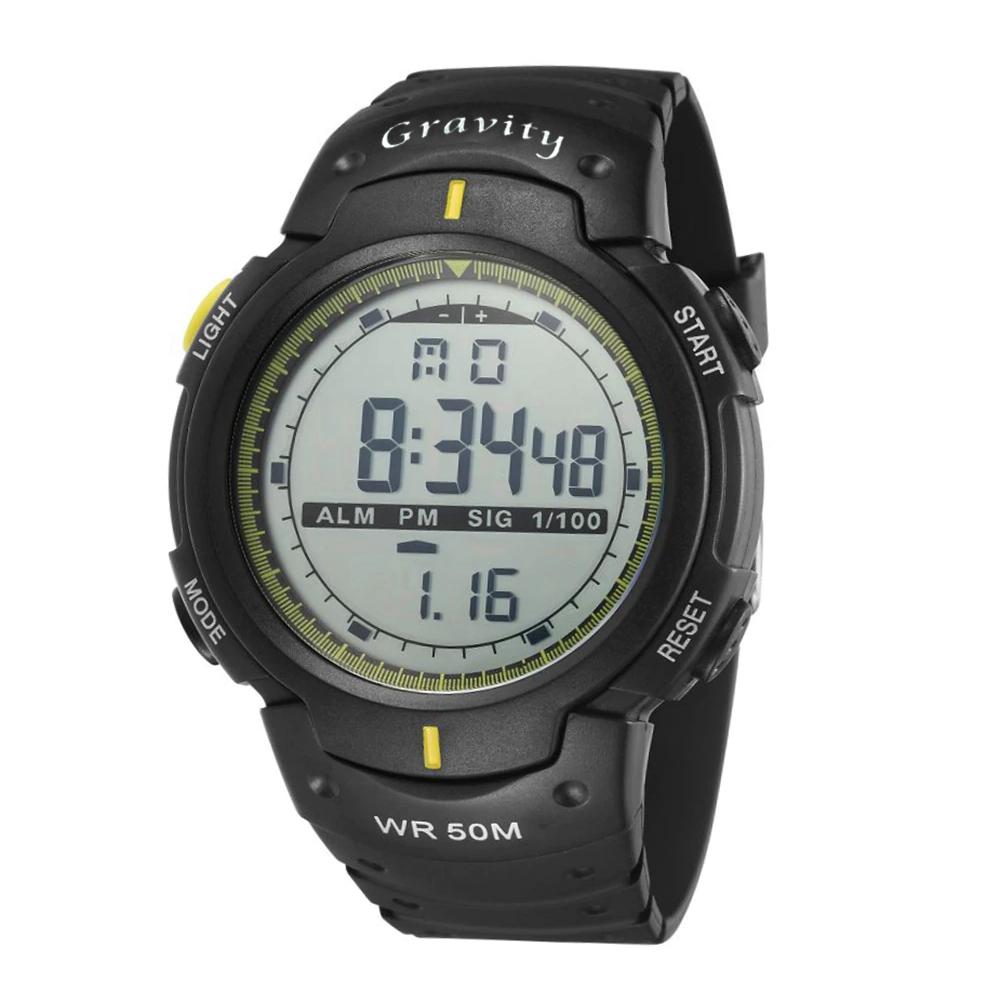 ساعت مچی دیجیتال مردانه گراویتی مدل VG9007 55
