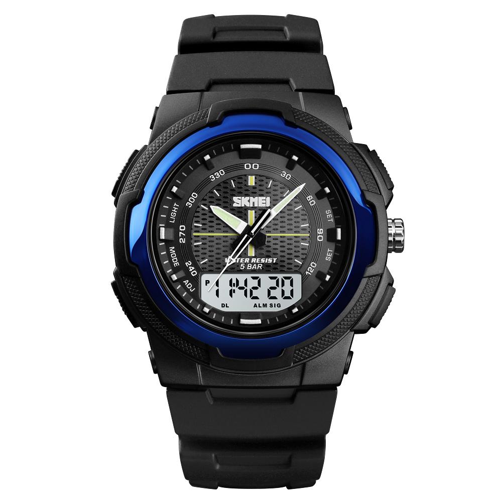 ساعت مچی دیجیتال مردانه اسکمی مدل 1454A 13