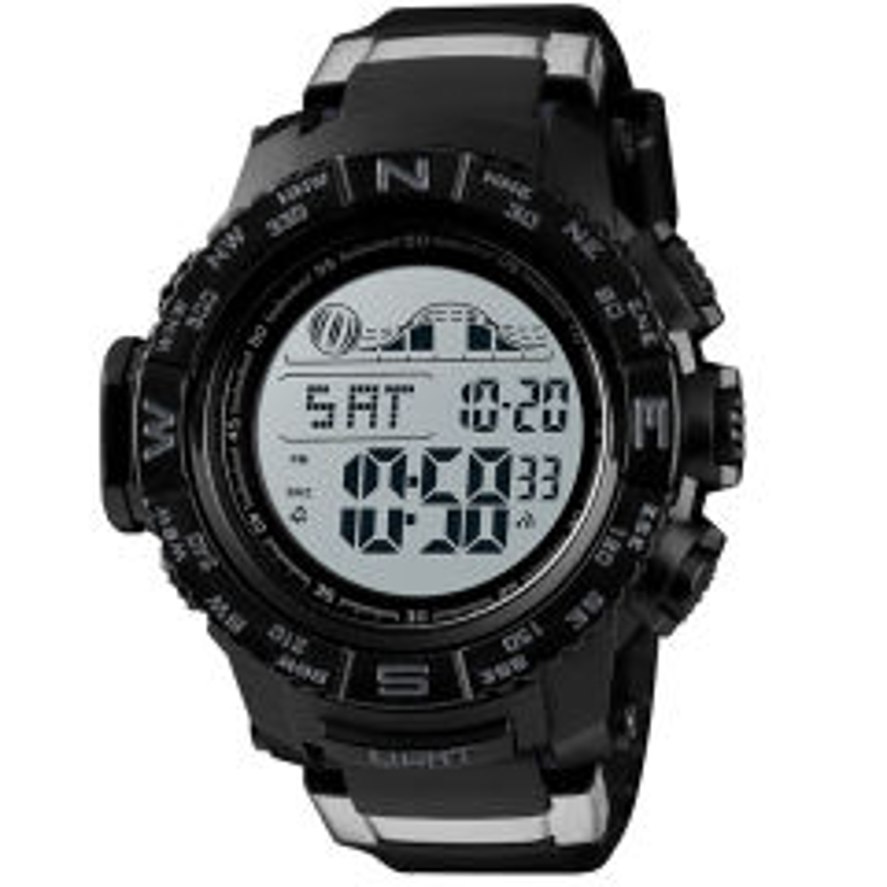 ساعت مچی دیجیتال مردانه اسکمی مدل 1380M 21