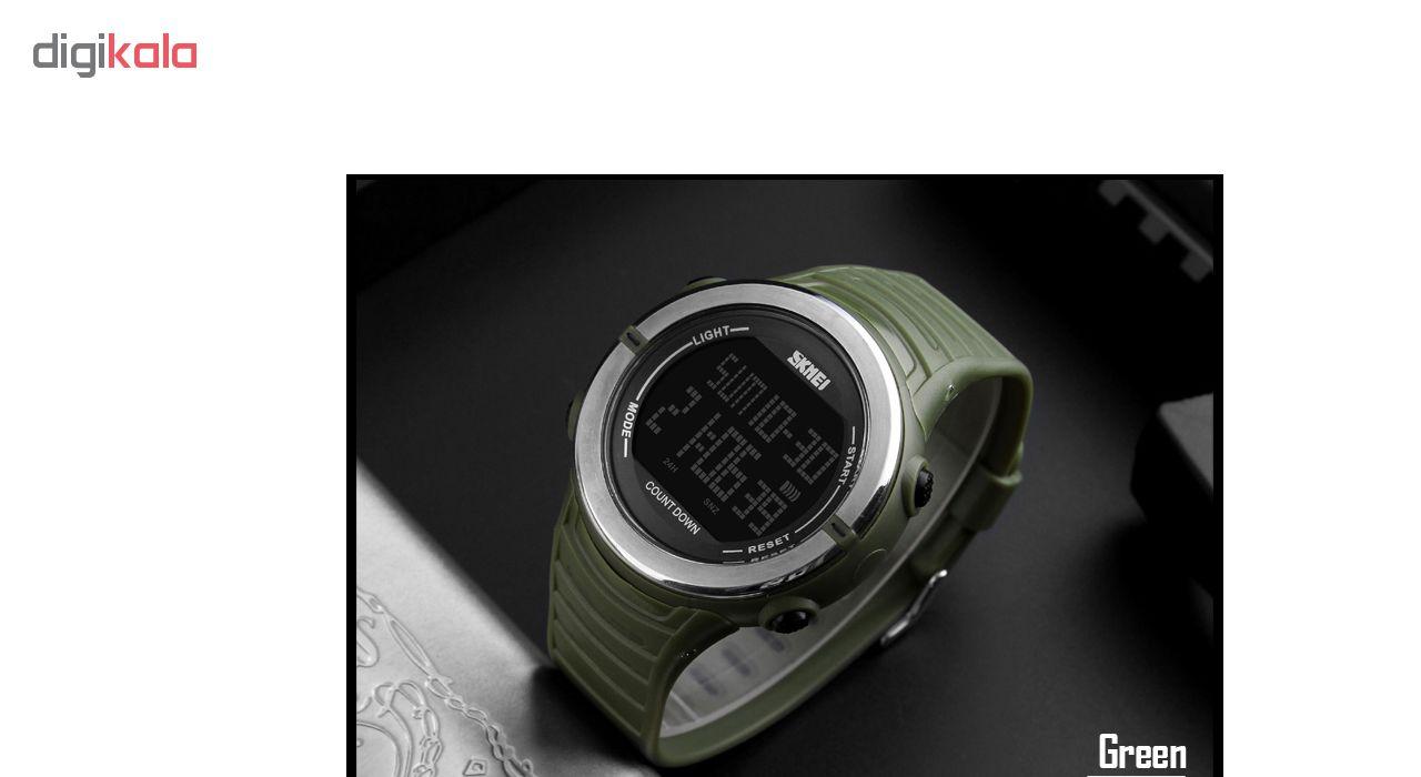 ساعت مچی دیجیتال اسکمی مدل 1209G