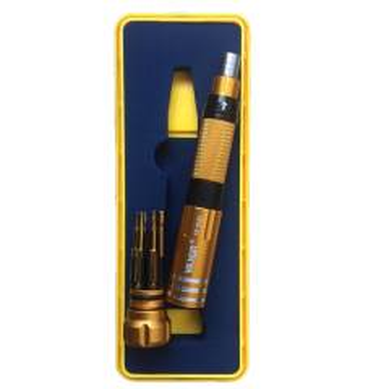 مجموعه 6 عددی سری پیچ گوشتی یاکسون مدل YAXUN YX-8181