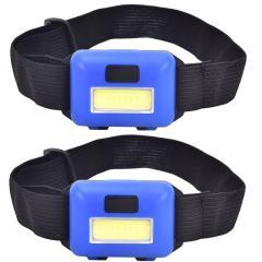 چراغ پیشانی مدل cmp-10wcob بسته 2 عددی