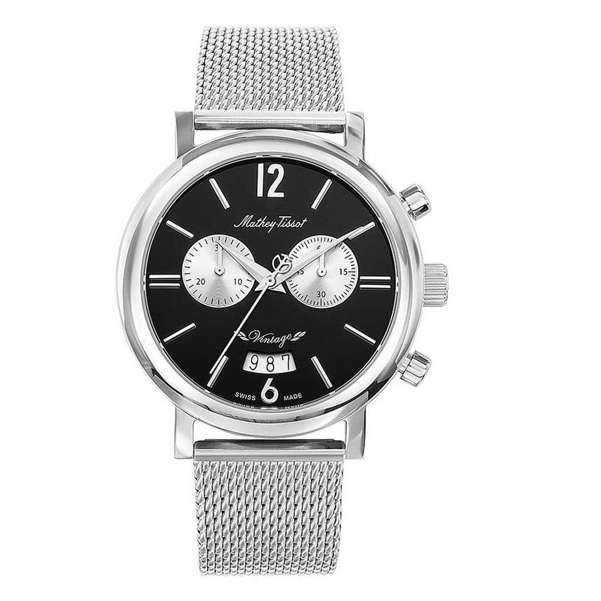 ساعت مچی عقربه ای مردانه متی تیسوت مدل  H41CHMAN