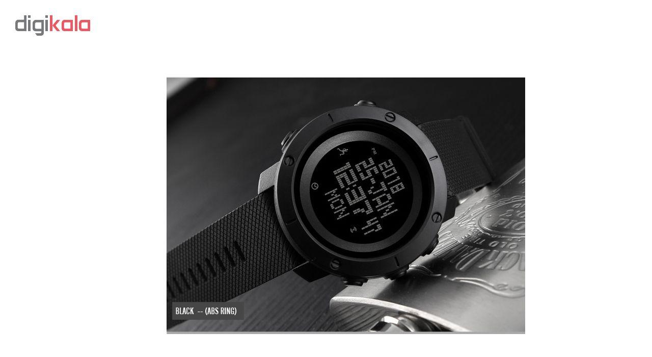 ساعت مچی دیجیتال اسکمی مدل 1430 -  - 2