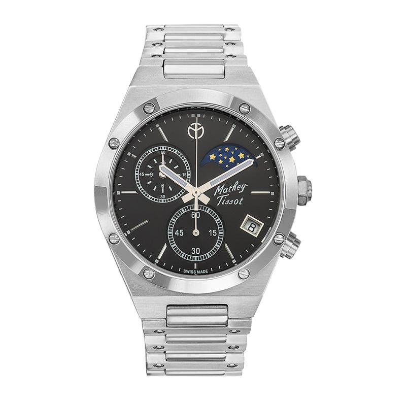 ساعت مچی عقربه ای مردانه متی تیسوت مدل  H680CHAN