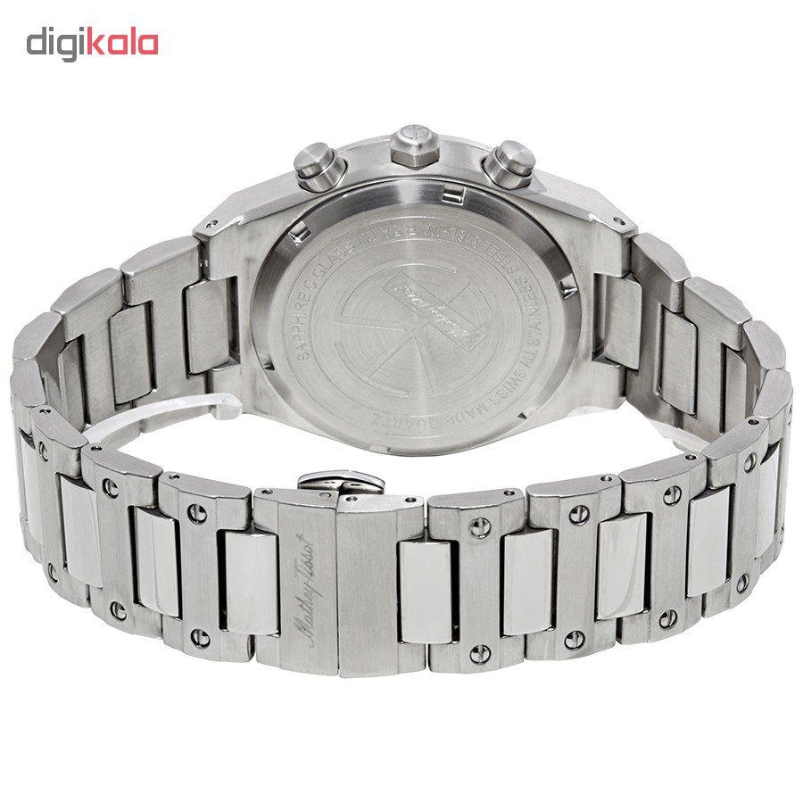 کد تخفیف                                      ساعت مچی عقربه ای مردانه متی تیسوت مدل  H680CHAN