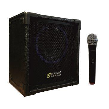 اکو همراه برین صوت کد 212 به همراه میکروفن بی سیم
