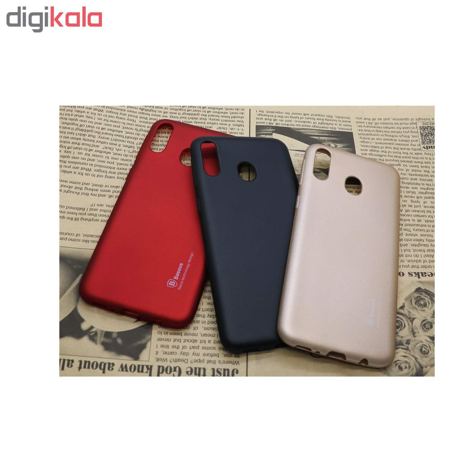 کاور مدل SJ-001 مناسب برای گوشی موبایل سامسونگ Galaxy M20 main 1 2
