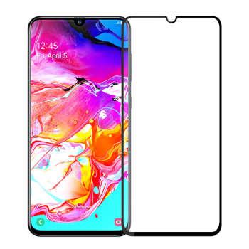 محافظ صفحه نمایش مدل F-01 مناسب برای گوشی موبایل سامسونگ Galaxy A70
