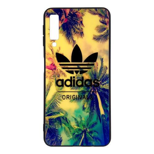 کاور آی پفت طرح آدیداس مدل G1 مناسب برای گوشی موبایل سامسونگ Galaxy A7 2018