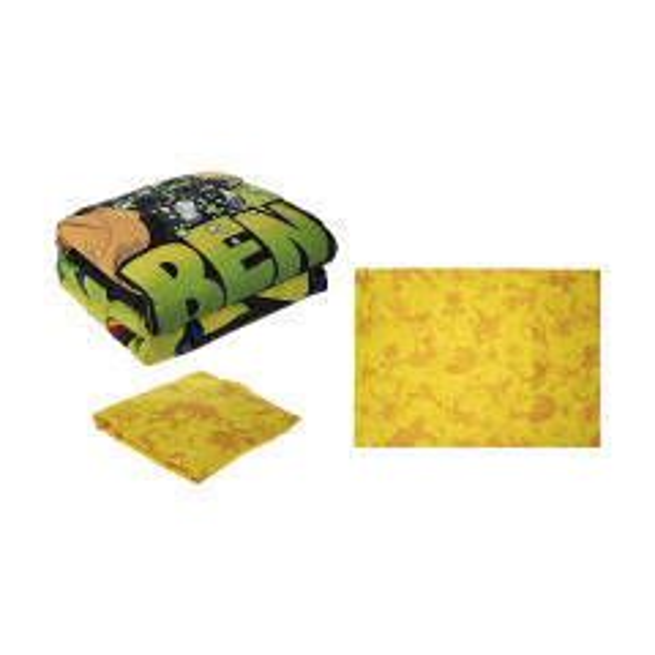 سرویس خواب فرش مریم مدل Ben10 یک نفره 3 تکه