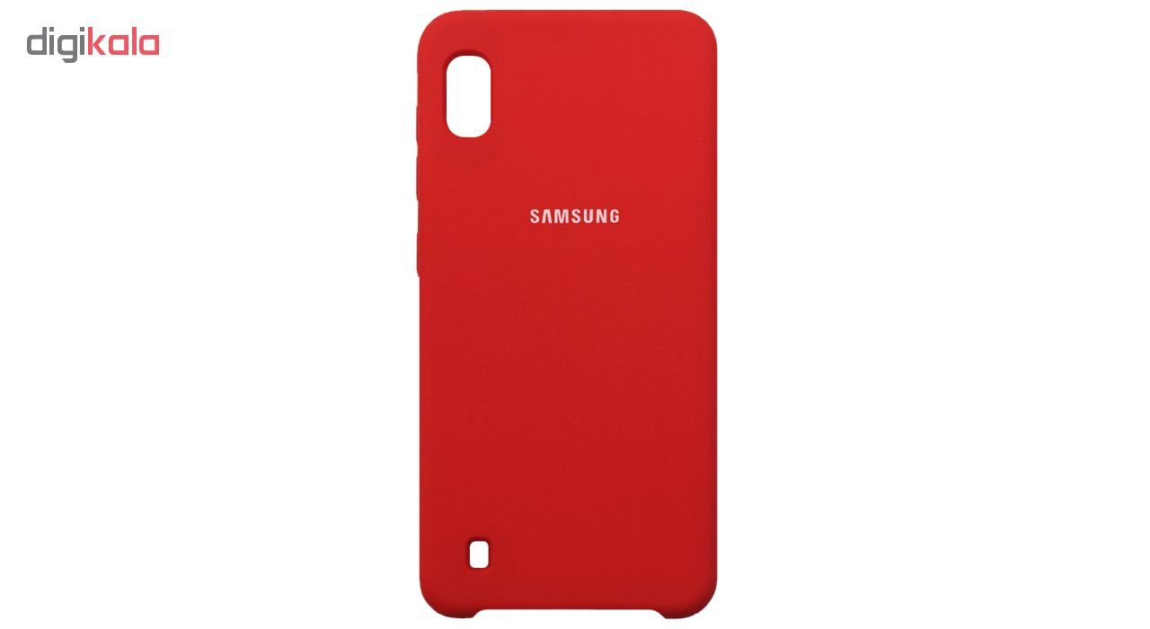 کاور مدل SIL-11 مناسب برای گوشی موبایل سامسونگ Galaxy A10