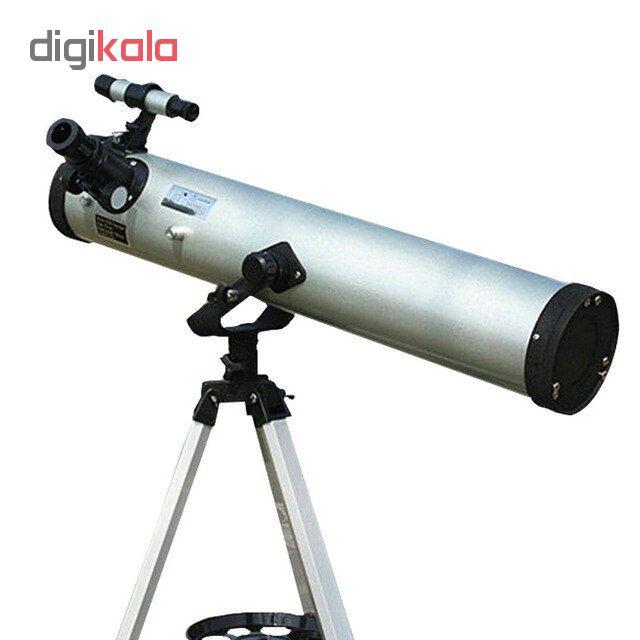 خرید اینترنتی تلسکوپ مدل ZM 76700 اورجینال