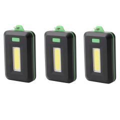 خرید                                     چراغ قوه مدل cob بسته 3 عددی