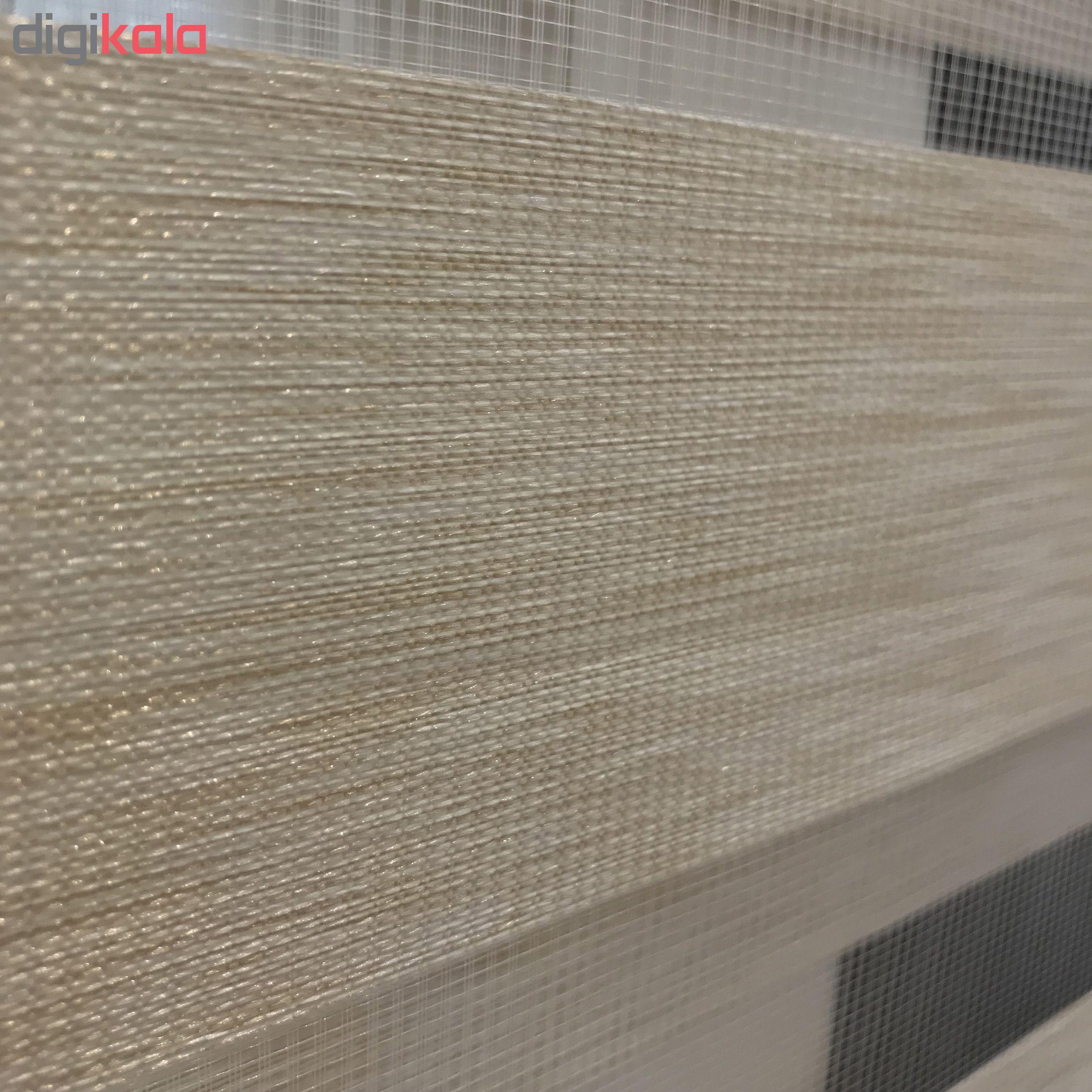پرده زبرا مدل M101 سایز 200x0 سانتی متر