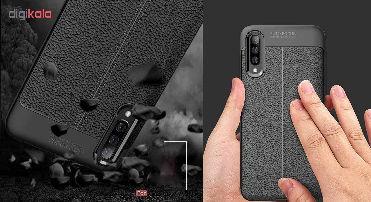 کاور تاپیکس مدل Auto Focus مناسب برای گوشی موبایل سامسونگ Galaxy A50 main 1 4