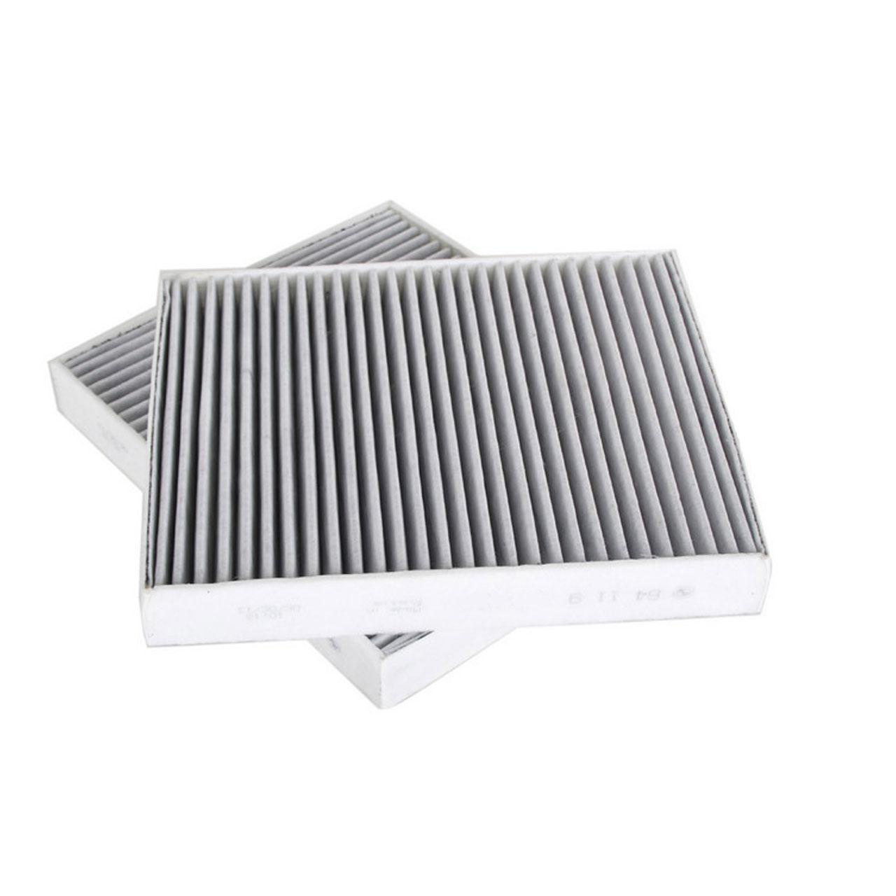 فیلتر کابین خودرو بی ام دبلیو مدل 528i مناسب برای بی ام دبلیو 528i بسته 2 عددی