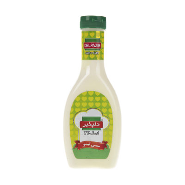 سس لیمو دلپذیر 284 گرم