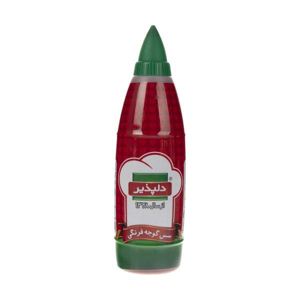 سس گوجه فرنگی موشکی دلپذیر 709 گرم