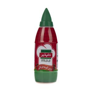 سس گوجه فرنگی دلپذیر 456 گرم