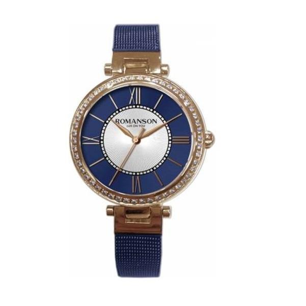 ساعت مچی عقربه ای زنانه رومانسون مدل RM8A20TLURA46R