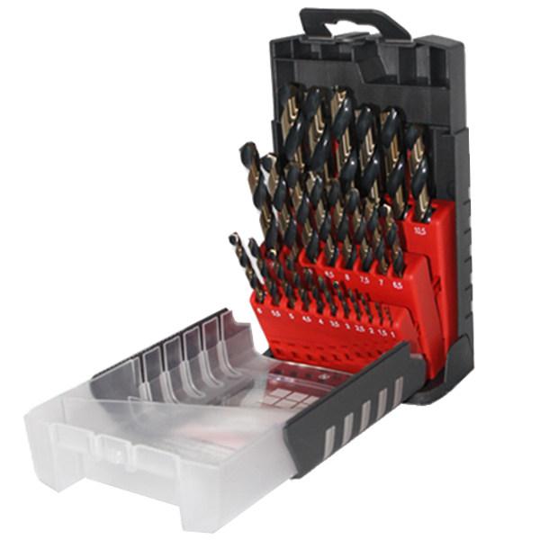 مجموعه 25 عددی مته کبالت مای ورک مدل BOX-COBALT