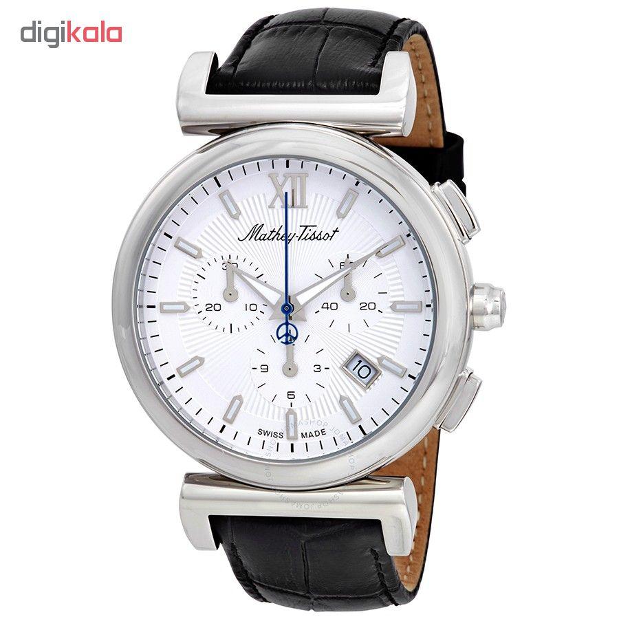 خرید ساعت مچی عقربه ای مردانه متی تیسوت مدل   H410CHALI