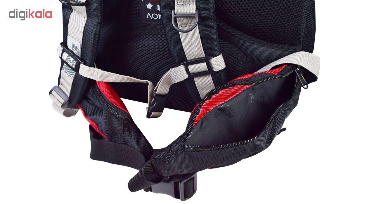 کوله پشتی کوهنوردی 45 لیتری آوکینگ مدلH997