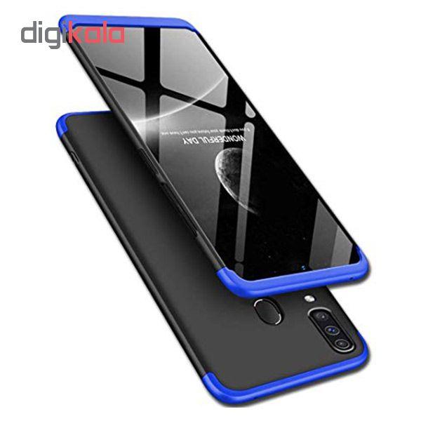 کاور 360 درجه مدل GKK مناسب برای گوشی موبایل سامسونگ Galaxy A50/A50s/a30s main 1 2