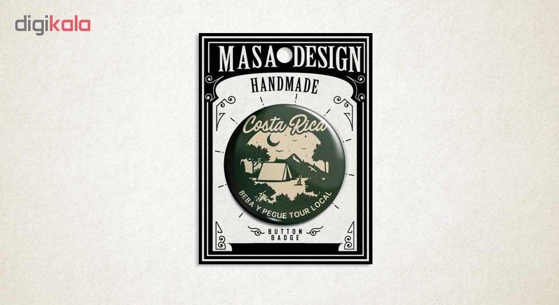 پیکسل ماسا دیزاین طرح کمپ و چادر مسافرتی کد ASC65