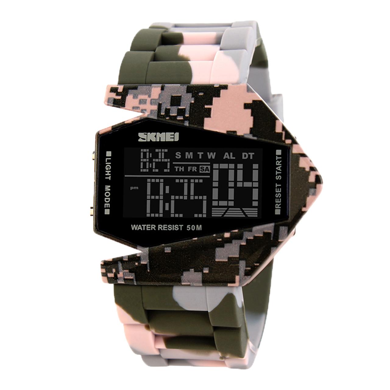 ساعت مچی دیجیتال مردانه اسکمی مدل 0817C 42