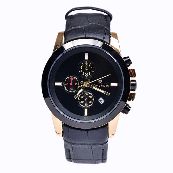 ساعت مچی عقربه ای مردانه مدل 3Rn-SimBk