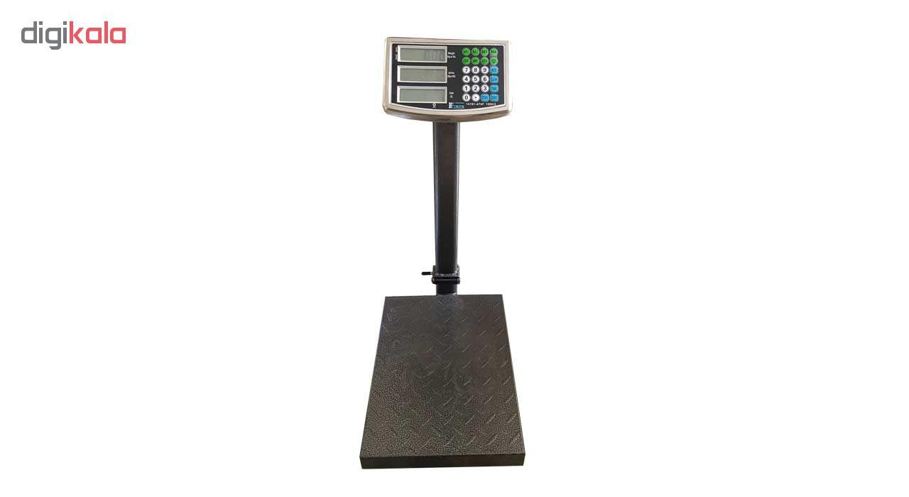 قیمت                      باسکول دیجیتال مدل b150
