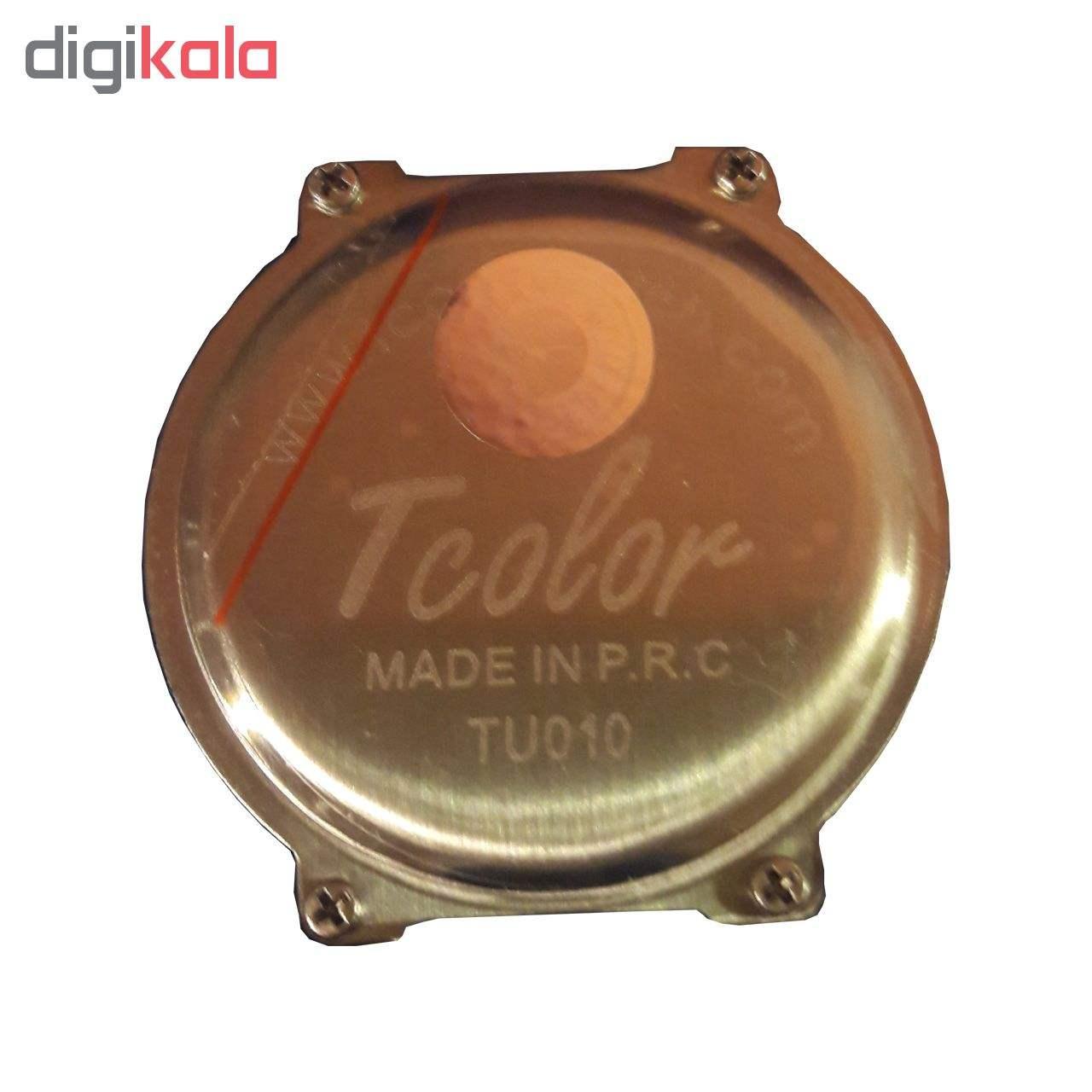 ساعت مچی عقربه ای زنانه تی کالر مدل  TU012