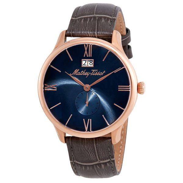 ساعت مچی عقربه ای مردانه متی تیسوت مدل H1886QPS