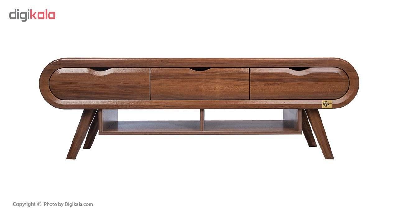 میز تلویزیون کارینو مدل EM160 main 1 4