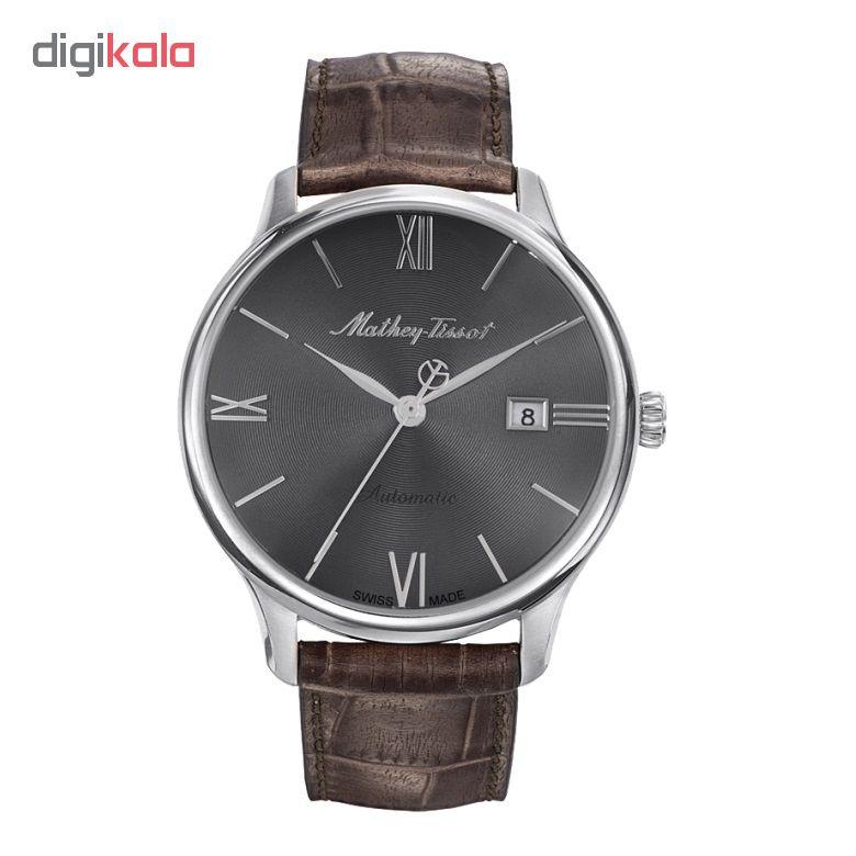 ساعت مچی عقربه ای مردانه متی تیسوت مدل   H1886AS