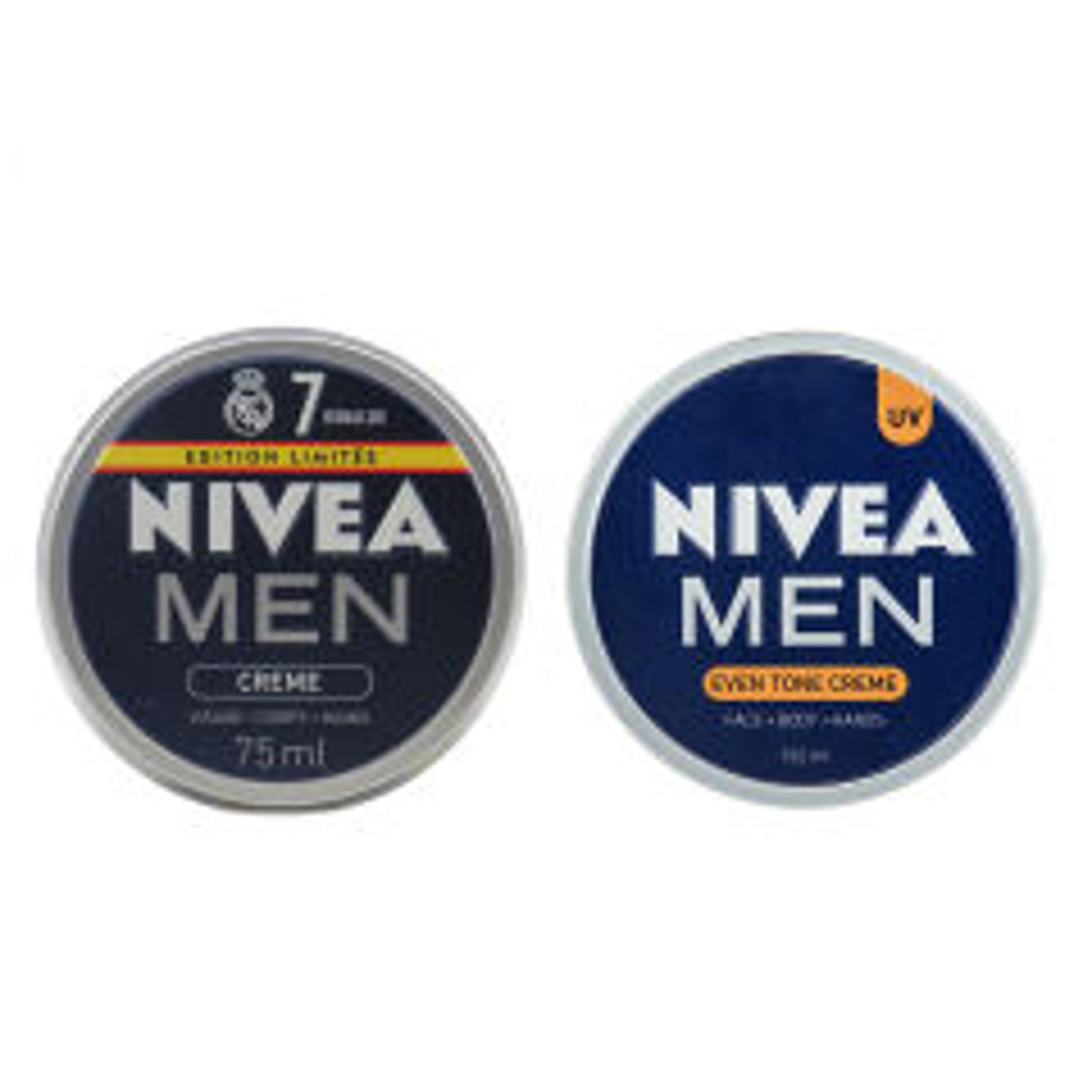 کرم مرطوب کننده آقایان نیوآ مدل Edition Limited به همراه کرم مرطوب کننده نیوآ سری Men مدل Even Tone  بسته دو عددی