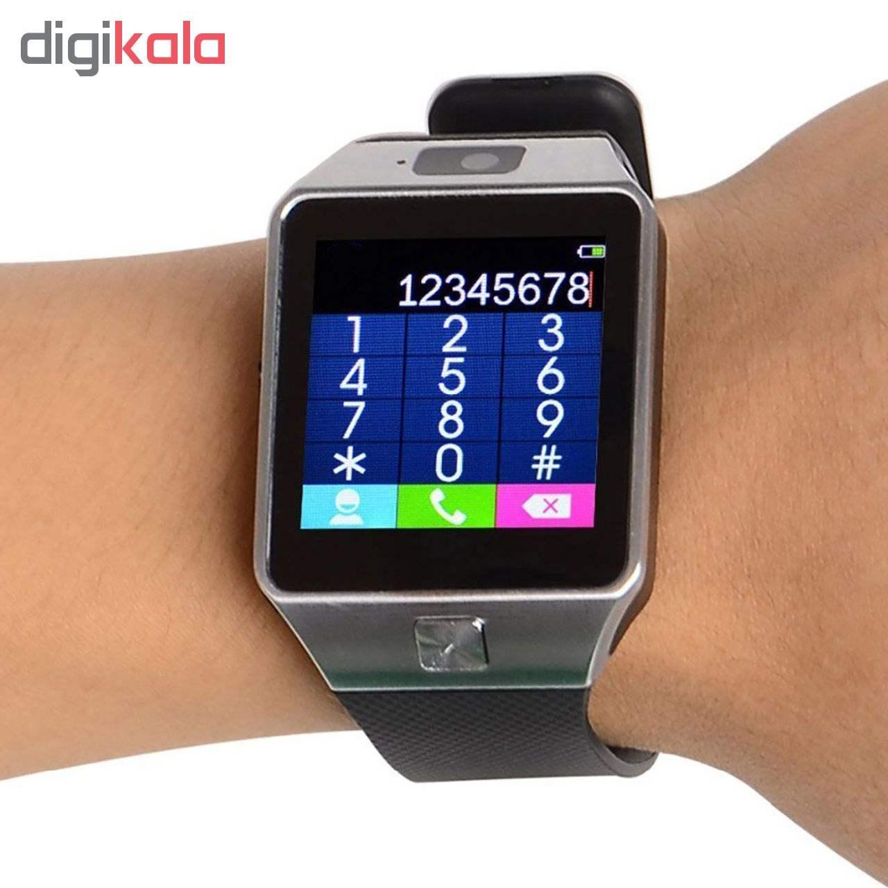 ساعت هوشمند مدل DZ09 main 1 3