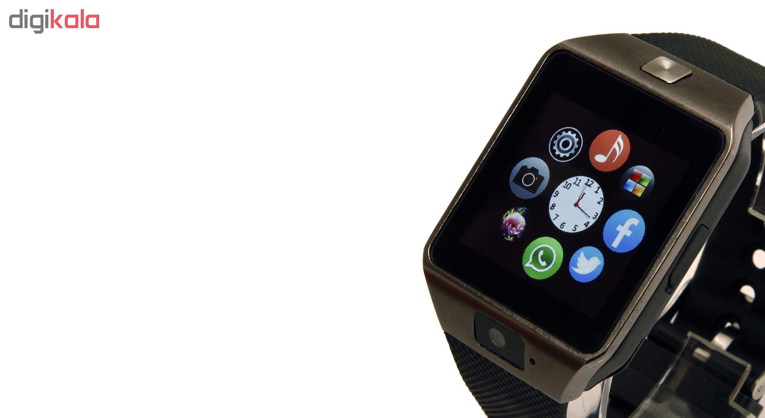 ساعت هوشمند مدل DZ09 main 1 14
