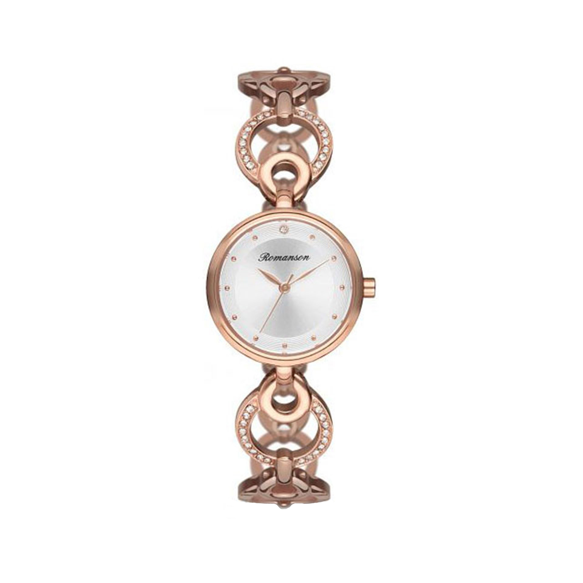 ساعت مچی عقربه ای زنانه رومانسون مدل RM8A32TLRRA16R