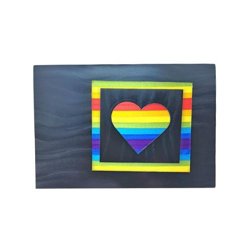 کارت پستال طرح قلب کد 2214